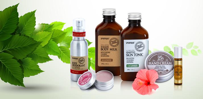 kosmetika Sportique