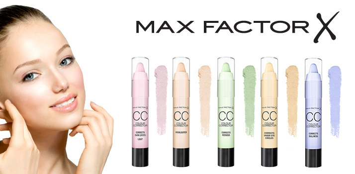 max factor korektory