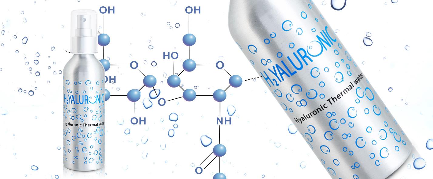 H2yaluronic Thermal Water