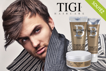 SOUTEŽ: Pánové, vyhrajte balíček stylové vlasové kosmetiky!
