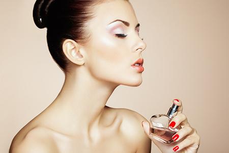 Parfüm Aromakomposition Test