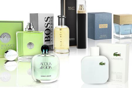 parfemy kolaz
