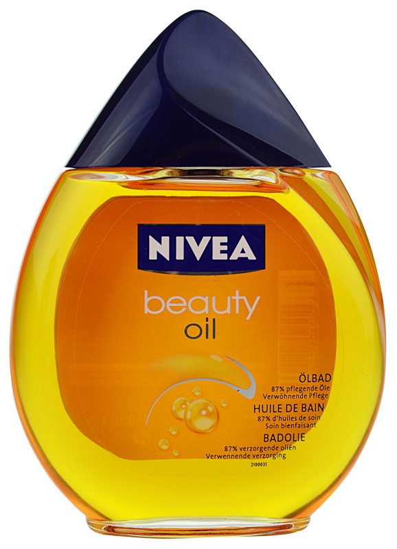 nivea beauty oil