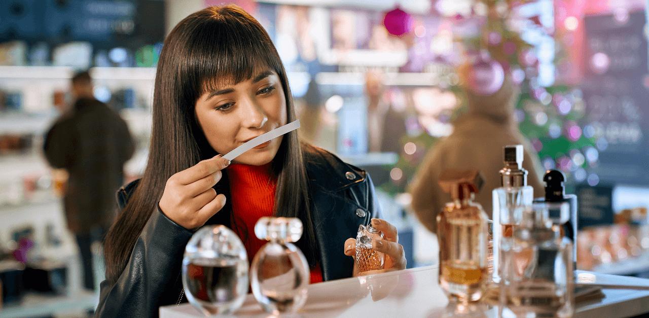 dámské parfémy s dlouhou výdrží