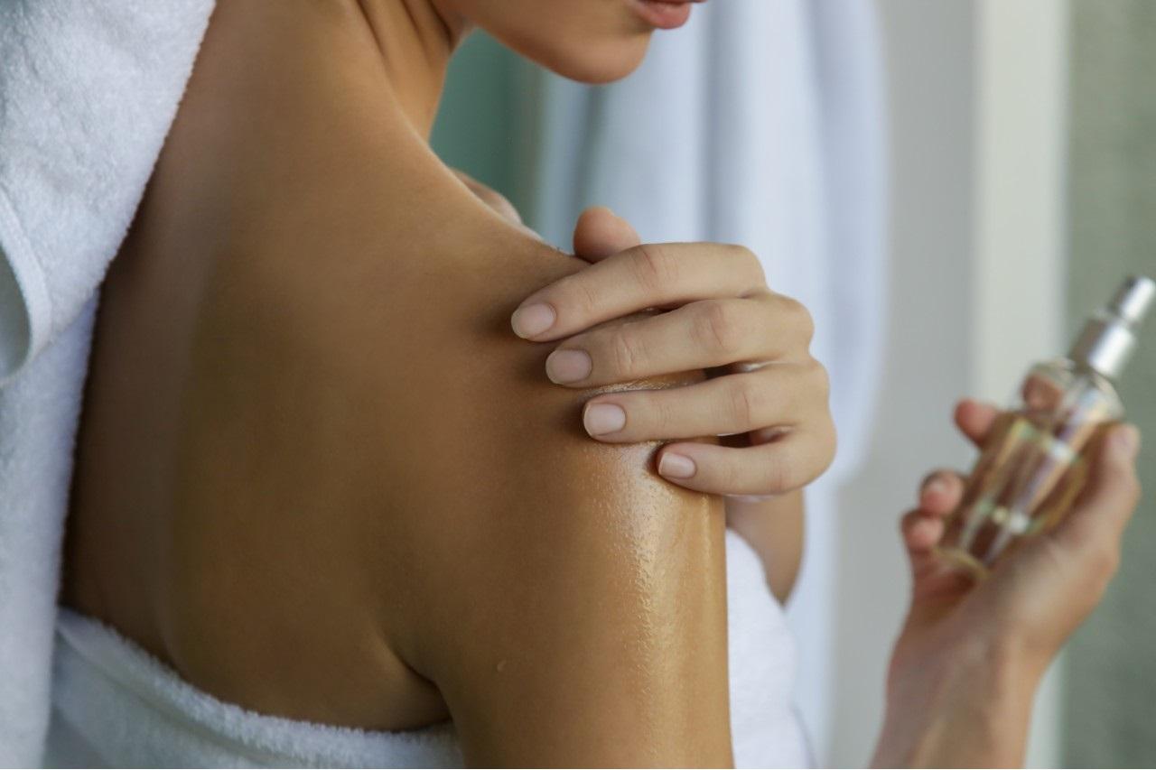 Hydratace (nejen) v zimě: Vsaďte na tělový olej