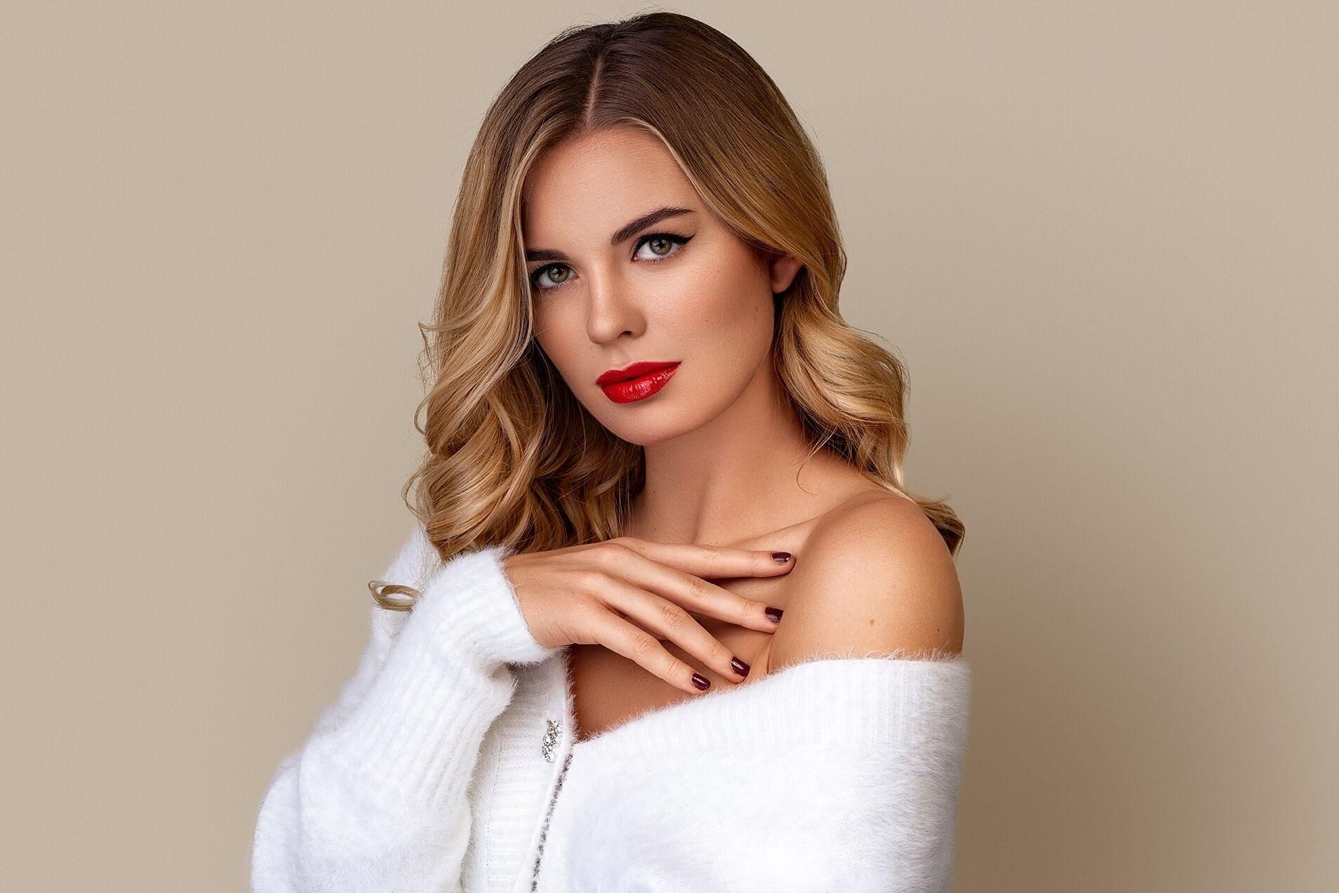 Make-up tutoriál: Vánoční líčení za pár minut!