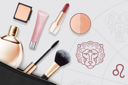 Beauty horoskop: Kosmetyki i perfumy dla osób spod znaku Lwa
