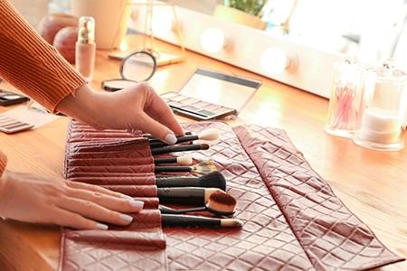 Jarní úklid kosmetiky podle Marie Kondo