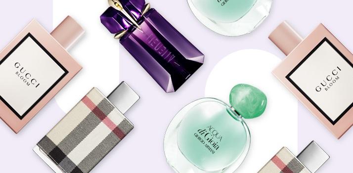 top parfémy