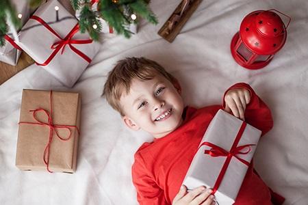Nejlepší dárky pro děti k Vánocům