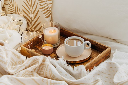 Přírodní svíčky, co zpříjemní dlouhé zimní večery. Znáte je?