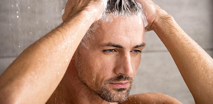 šampony pro muže