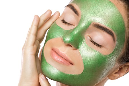 Slupovací maska: odstraňte nečistoty jedním tahem