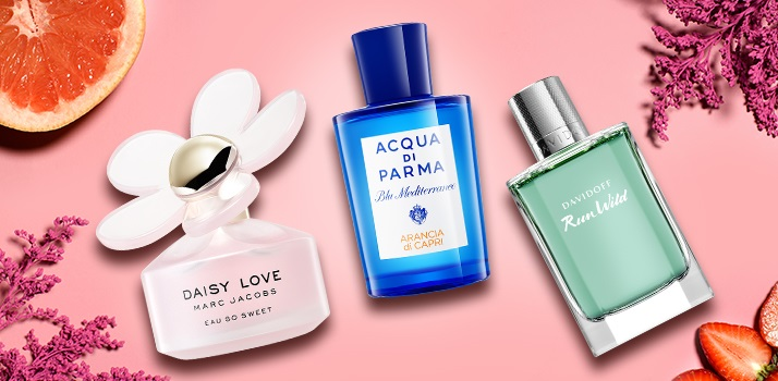 Summer fragrance