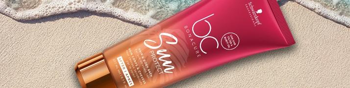 summer tips hair