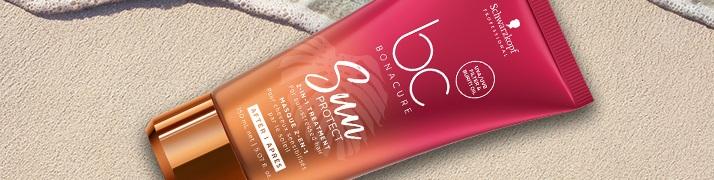 regeneračná a posilňujúca kúra Schwarzkopf Professional BC Bonacure Sun Protect