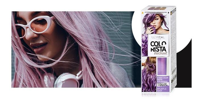 trendy fialová