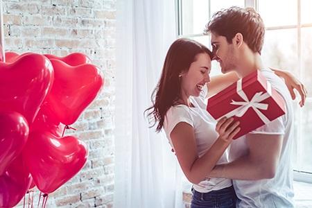 dárky k Valentýnu
