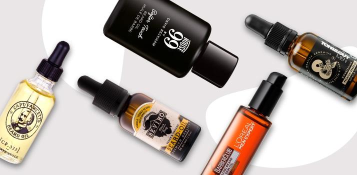 Nejlepší oleje na vousy