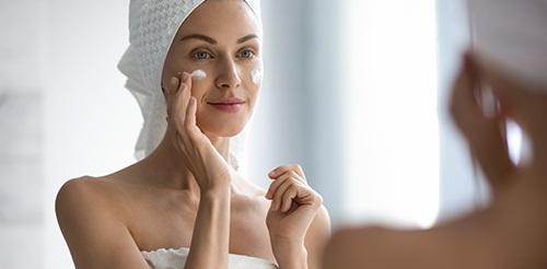 gezichtsverzorging-routine