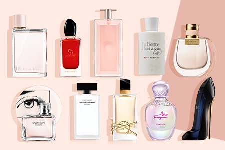TOP 10 perfumes femeninos
