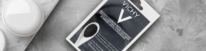 masque charbon Vichy