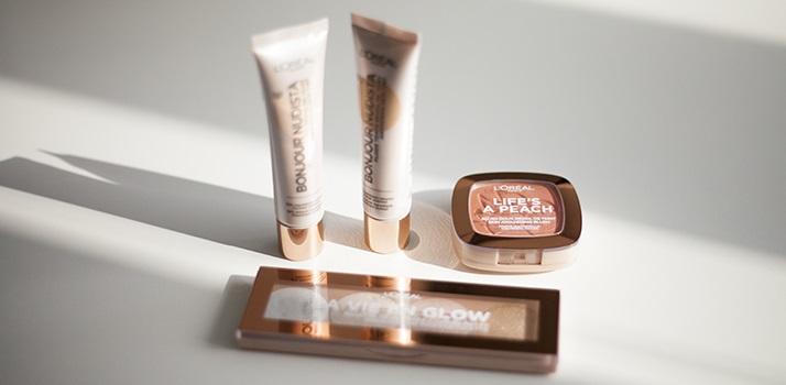 BB krém a L'Oréal Paris Nudista termékcsaládból
