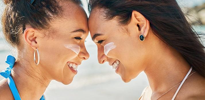 Napozókrém arcbőrre