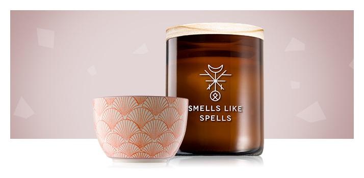 Smells Like Spells szójaviaszos gyertya