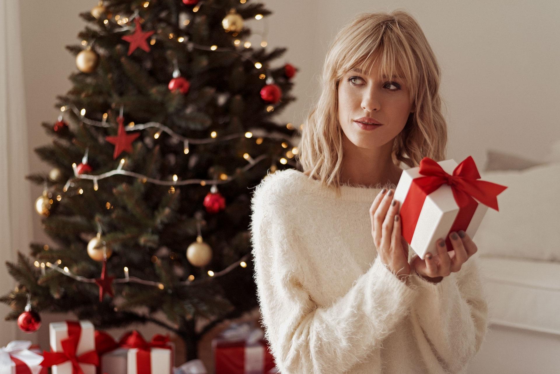 Najlepsze prezenty dla kobiet na Boże Narodzenie