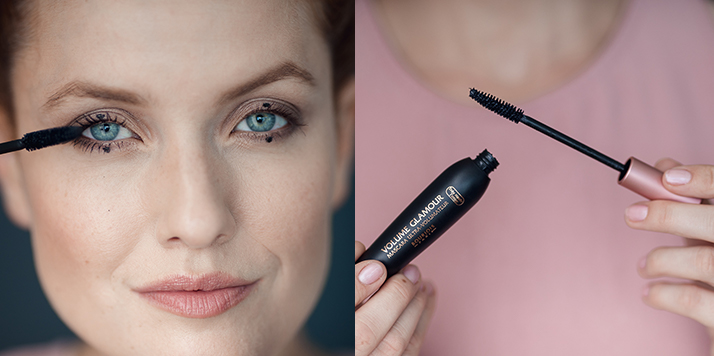 dot makeup