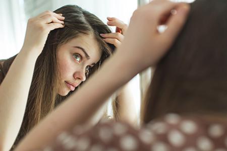 Nejlepší péče pro citlivou pokožku hlavy