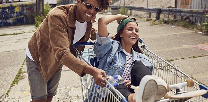 Calvin Klein unisex millennials