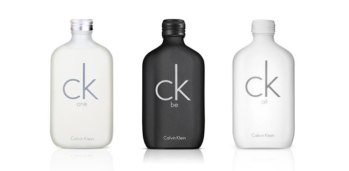 Calvin Klein unisex profumi