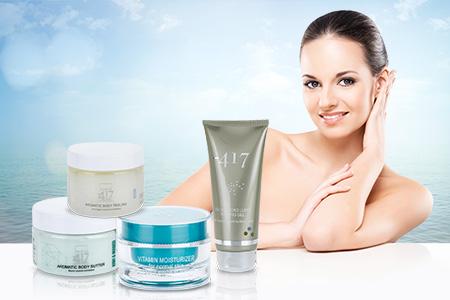 RECENZIA: Minus 417 kozmetika s minerálmi z Mŕtveho mora