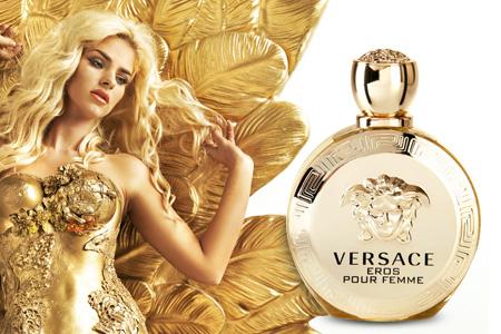 d5087a222c El objetivo de la campaña era traducir la idea del poder femenino en una  fragancia sensual y divertida. El perfume Eros simboliza tentación,  sensualidad y ...