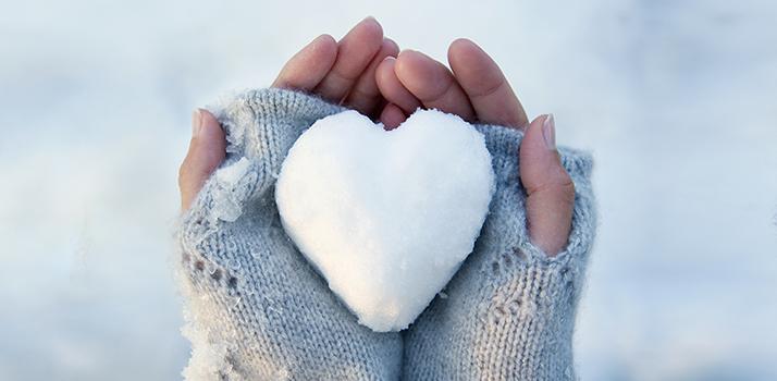 starostlivosť o ruky v zime
