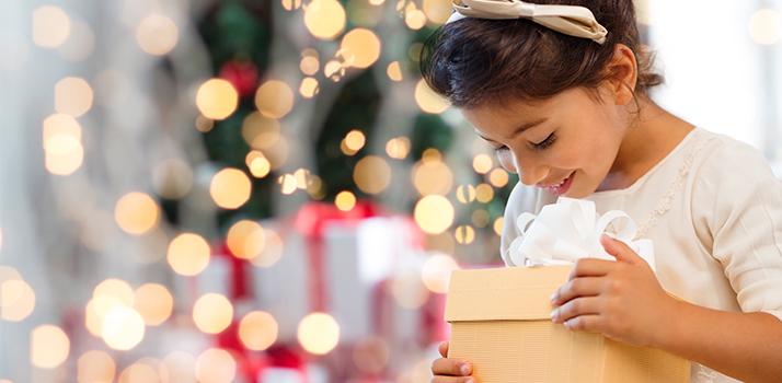ajándék gyerekeknek