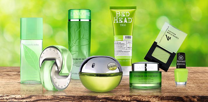 найпопулярніші зелені аромати