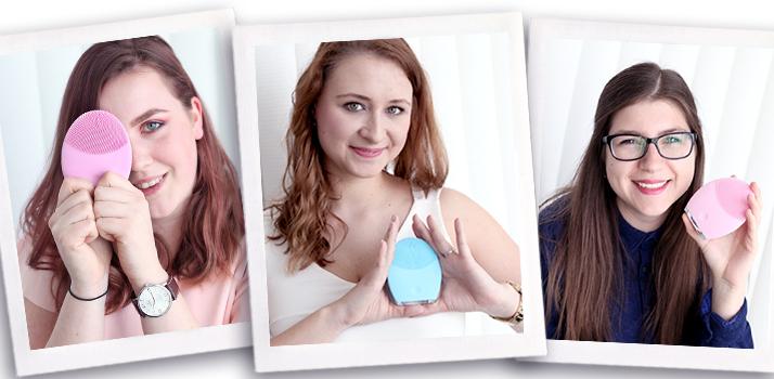 Gesichtsreinigungsbuersten