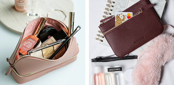 Notino Glamour Collection Double Make-up Bag
