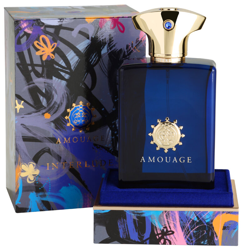 amouage interlude men
