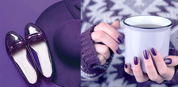 ultra violet a móda