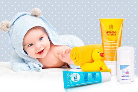 cosméticos para niños