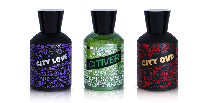City Love Dueto Prafums