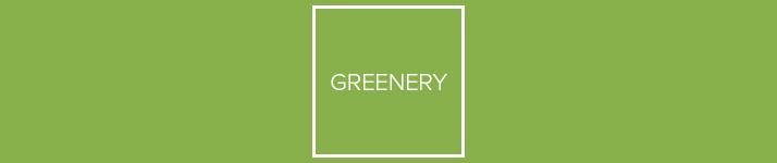 Verde greenery