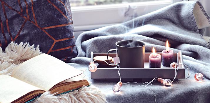 hygge atmosféra u vás doma