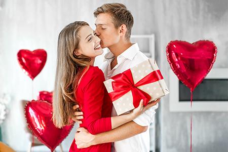 Idées cadeaux pour la Saint-Valentin