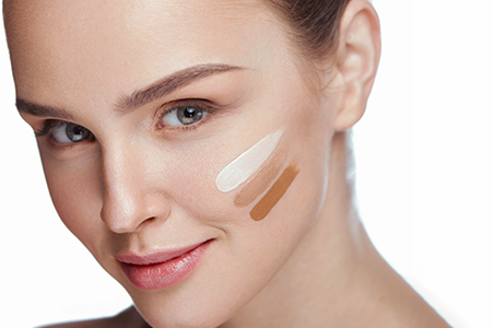 Избор на подходящия грим според тона на кожата