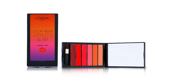rouges à lèvres L'Oréal